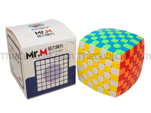 ShengShou Mr. M 7x7 - Stickerless (Bright)