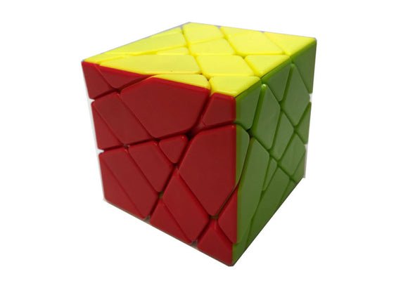 CubeStyle 4x4 Axis Cube - Stickerless (Bright)