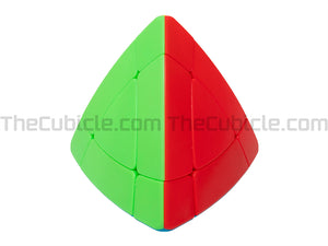 ShengShou Jing Pyraminx - Stickerless (Bright)