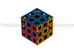 Meffert's Hollow Cube 3x3