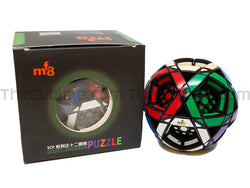 mf8 Multi Dodecahedron Ball IQ Cube - Black