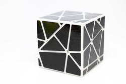 FangShi GhostZ Cube - White (Black)