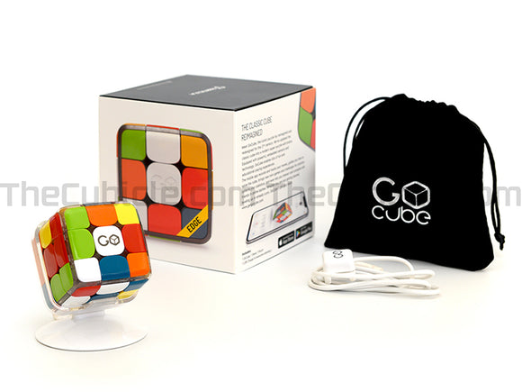 GoCube Edge 3x3 - Stickerless (Bright)