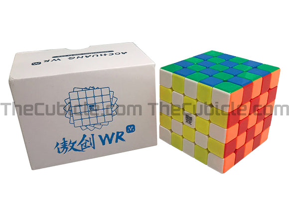 MoYu AoChuang 5x5 WR M - Stickerless (Bright)