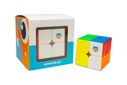 MonsterGO 2x2 - Stickerless (Bright)