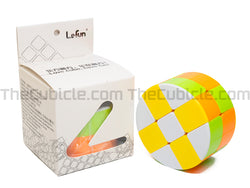 Lefun 3x3x2 Pie - Stickerless (Bright)