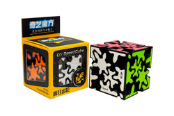 QiYi Crazy Gear Cube - Black