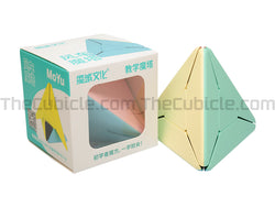MoYu Windmill Pyraminx - Stickerless (Bright)