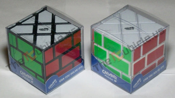 Calvin's Fisher Wall Cube III