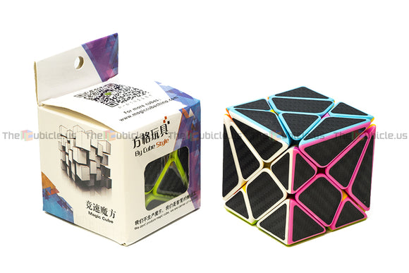 CubeStyle Carbon Fiber Axis Cube