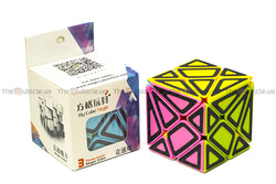 CubeStyle Hollow Sticker Axis Cube