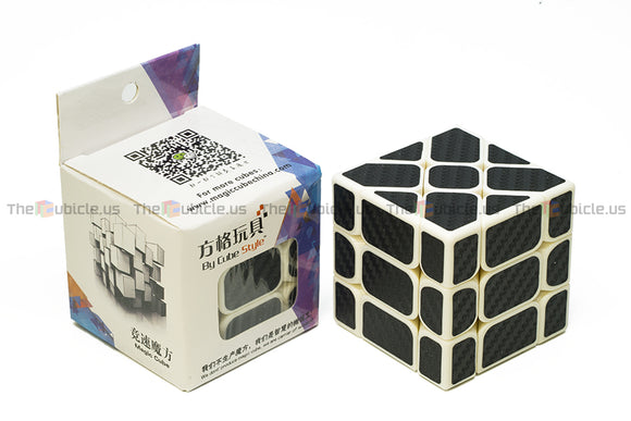 CubeStyle Carbon Fiber Fisher Cube