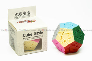 CubeStyle Megaminx (Sculpted)