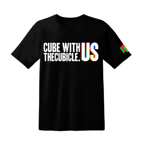 Cube With Us T-Shirt