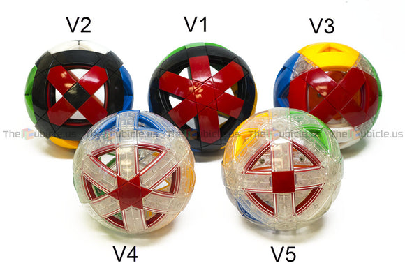 DaYan 12-Axis Puzzle Ball