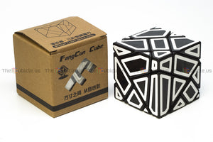 FangCun Hollow Sticker Ghost Cube