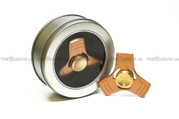 Fidget Tri-Spinner V (Copper)