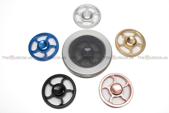 Fidget Wheel Spinner (Aluminum)