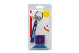 GAN330 Keychain Cube 3x3 (Special Edition) - Transparent Purple