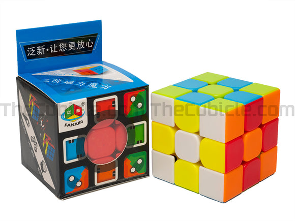 FanXin Magnetic 3x3 - Stickerless (Bright)