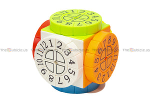 Lefun 2x2 Time Machine (Numbered)