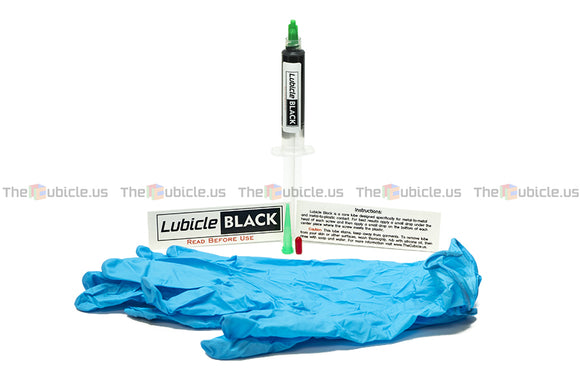 Lubicle Black Kit