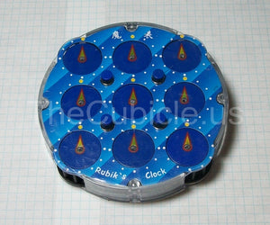 LingAo Magic Clock Puzzle