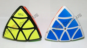 Meffert's Pillowed Pyraminx