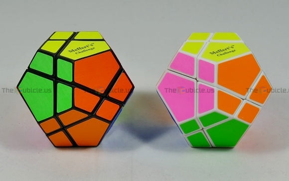 Meffert's Skewb Ultimate (6-Color)