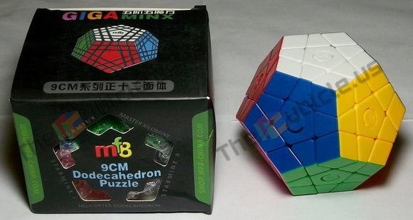 mf8 Constrained Megaminx