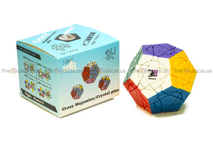 DaYan + mf8 Crazy Megaminx Plus - Saturn