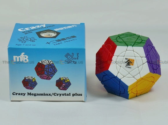 DaYan + mf8 Crazy Megaminx Plus - Venus