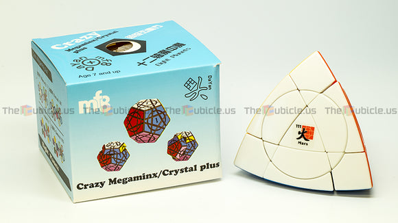 mf8 Crazy Tetrahedron Plus - Mars