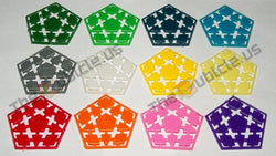 mf8 Megaminx Tile Set
