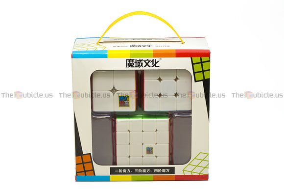 Cubing Classroom 3-Cube Gift Box