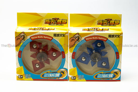 MoYu 3-Ball Spinner (Style 4)