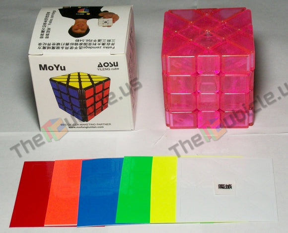 MoYu AoSu 4x4 Fisher Cube - Unstickered