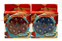 MoYu 8-Ball Spinner (Style 4)