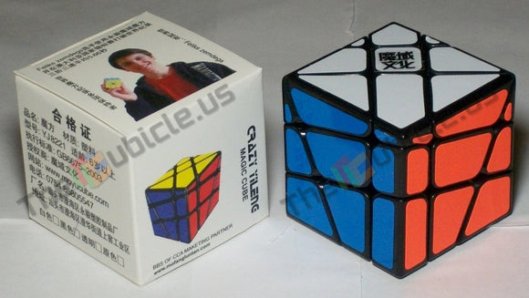 MoYu Crazy Fisher Cube