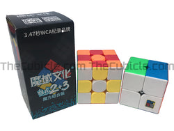 MFJS MeiLong 2x2 + 3x3 Pack - Stickerless (Bright)
