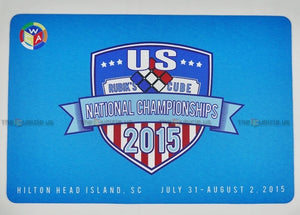 US Nationals 2015 Cube Mat