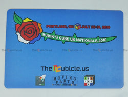 US Nationals 2016 Cube Mat