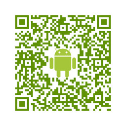 TheCubicle Mobile Logo (QR Android) - 3x3