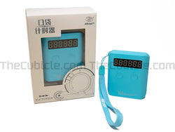YJ Pocket Cube Timer - Blue