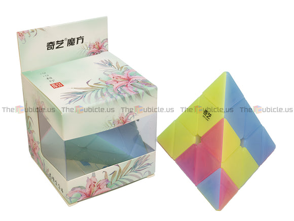 Qiyi Qiming Pyraminx - Jelly