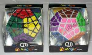 QJ Megaminx V2 (Tiled)
