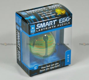 Smart Egg 1-Layer Labyrinth Puzzle (Hive)