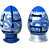 Smart Egg 2-Layer Labyrinth Puzzle (Blue)