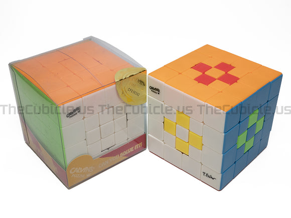 Tony Overlapping Cube