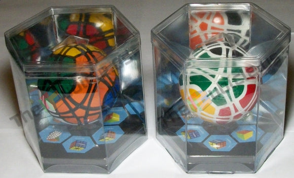 Traiphum Megaminx Ball (6-Color)